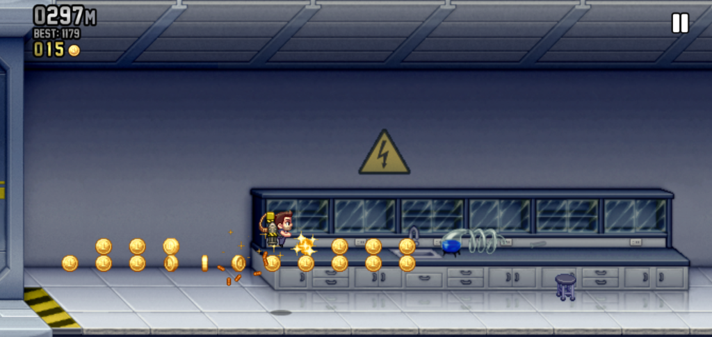 Jetpack android Endless Runner 2020