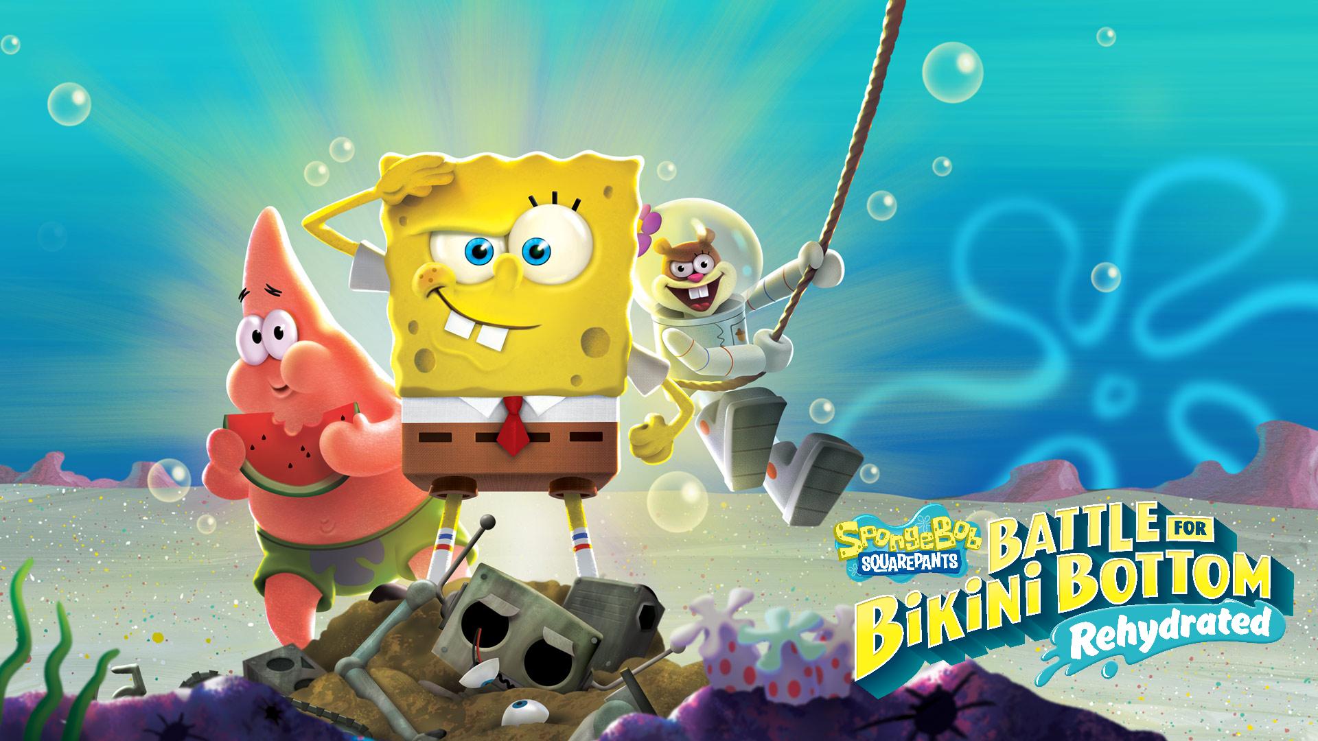 Spongebob Squarepants Rehydrated