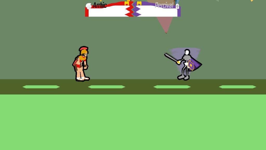 Dash Blitz is a Platform Fighter Game